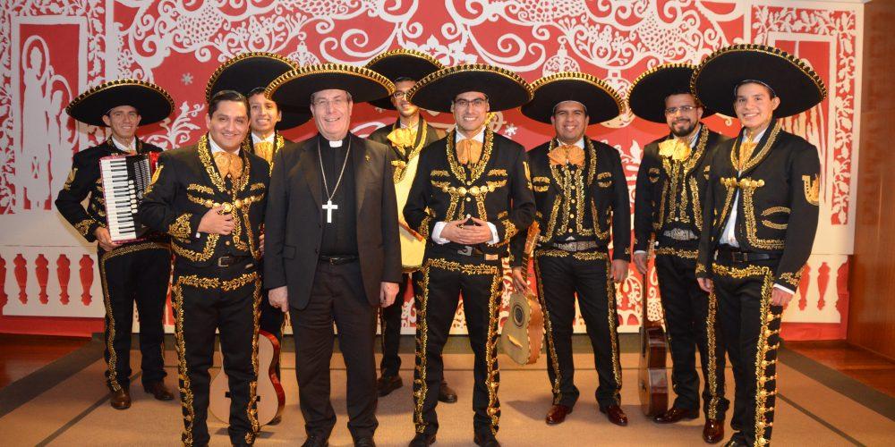 ¡Celebramos juntos el XXIV aniversario episcopal de Mons. Francisco Pérez, Arzobispo de Pamplona y Obispo de Tudela!