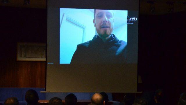 Tertulia virtual con Fr. Clovis Bettinelli
