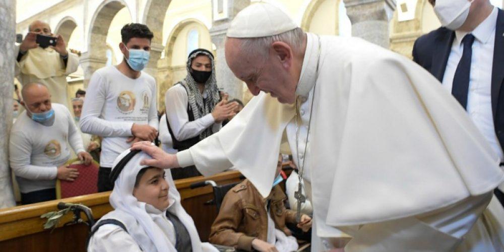 Viaje del Papa Francisco a Iraq