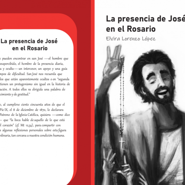 La presencia de José en el Rosario