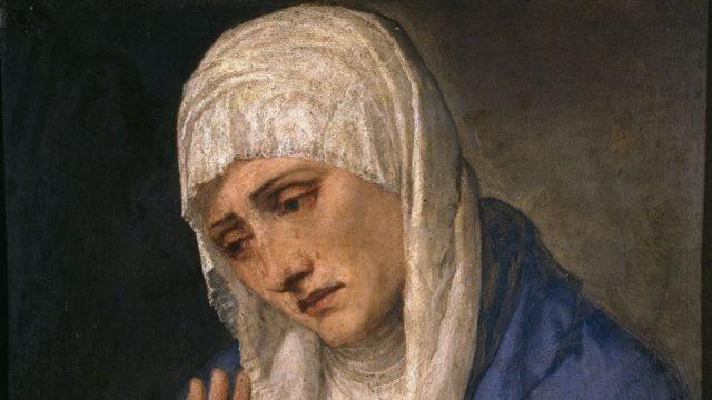 La Virgen de los Dolores, el misterio del mal y el sufrimiento