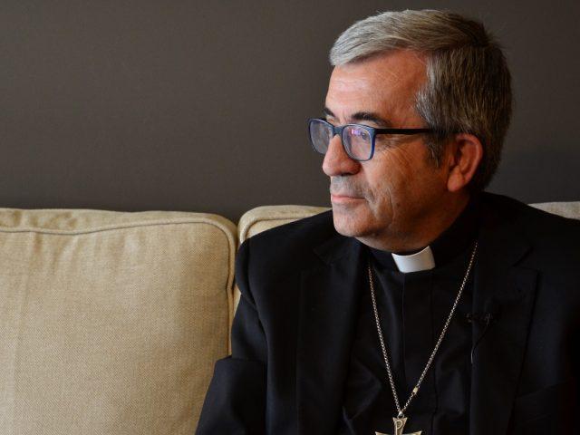 D. Luis Argüello: «Estamos llamados durante el periodo formativo a dar forma al corazón»