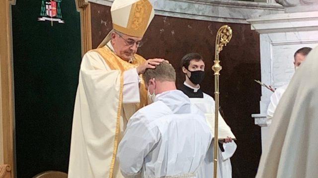 Ordenaciones sacerdotales y diaconales de antiguos alumnos