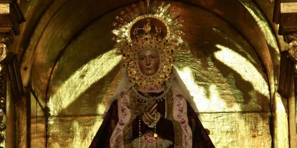La Virgen de la Clemencia