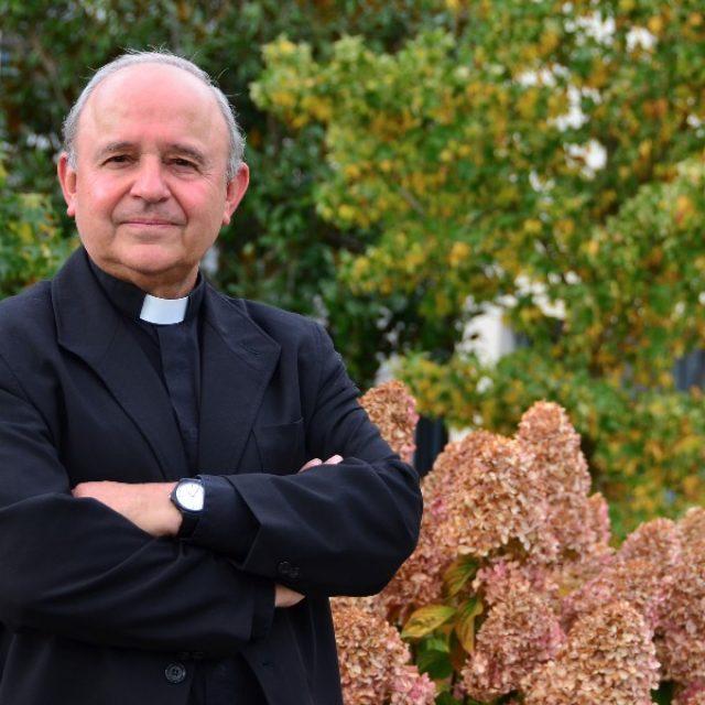 «Es una oportunidad para rejuvenecer mi sacerdocio»
