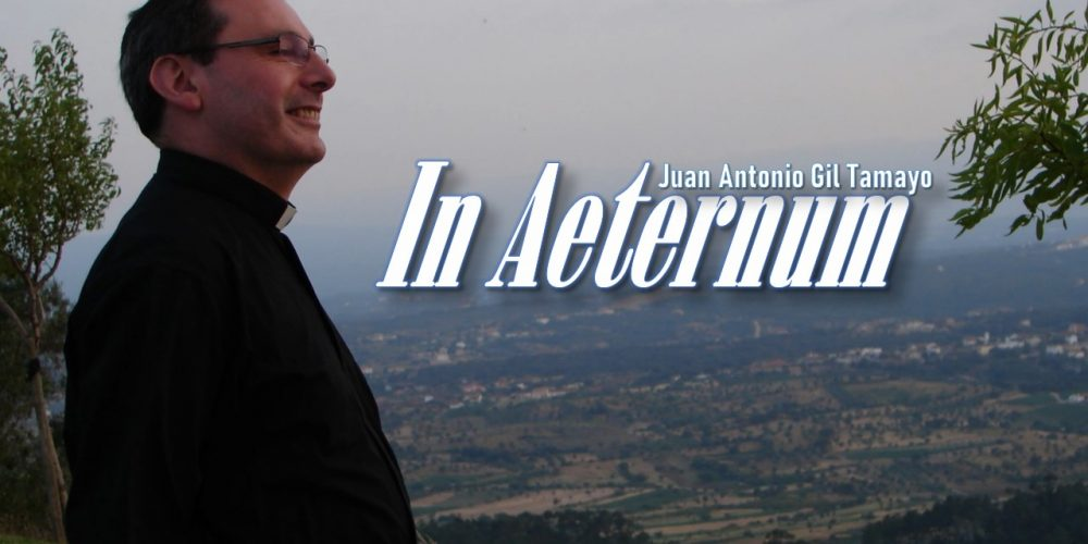In aeternum: documental sobre don Juan Antonio Gil Tamayo